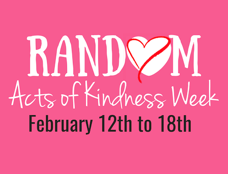 random acts of kindness week the volunteer center of whatcom county